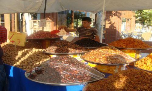Zdjecie TURCJA / południowa Turcja / Adana / skarby na targu