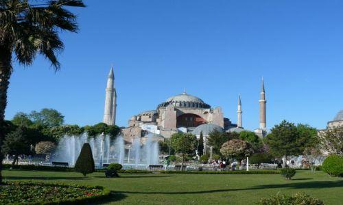 Zdjecie TURCJA / istanbul / . / istanbul hagia sophia