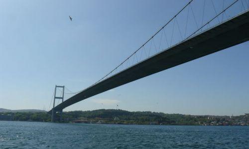 Zdjecie TURCJA / . / istanbul / azja-europa most istanbul