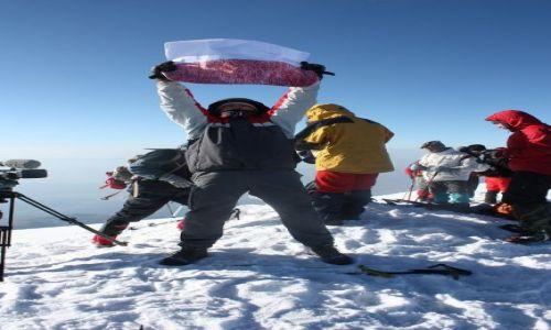 Zdjęcie TURCJA / Dogubayazit / Ararat / Na szczycie Araratu 5137mnp