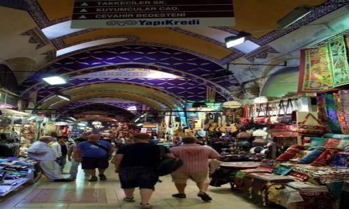 TURCJA / - / Stambuł / Grand Bazaar