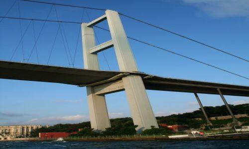 TURCJA / - / Stambuł / Most Bosforski