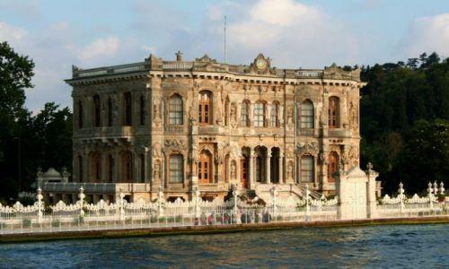TURCJA / - / Stambuł / Pałac Beylerbeyi