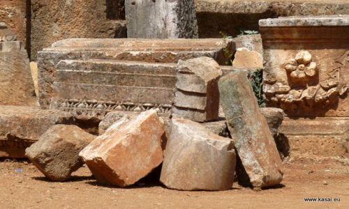 TURCJA / - / Fethiya / Fethiya - amfiteatr