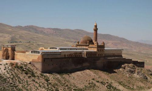 Zdjęcie TURCJA / wschodnia Turcja / Dogubayazit / Pałac Paszy