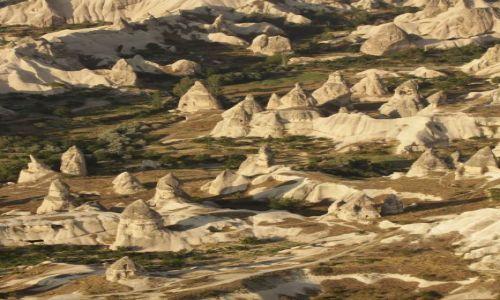 Zdjęcie TURCJA / Goreme / Kapadocja / Kapadocja