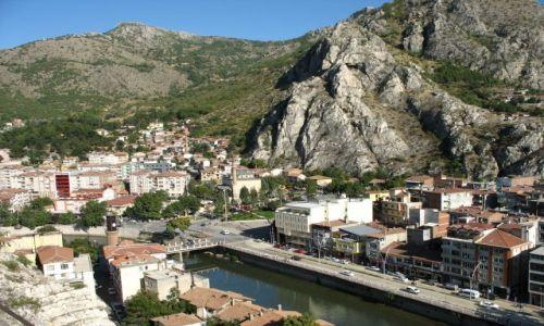 Zdjecie TURCJA / region morza Czarnego / Amasya / inna Turcja