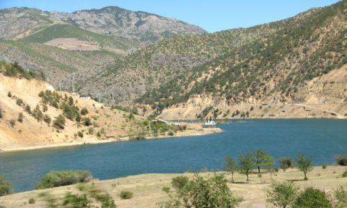 Zdjęcie TURCJA / Mezopotamia / Eufrat / ta rzeka wiele widziała