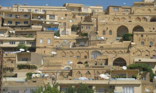 Zdjęcie TURCJA / Mezopotamia / Mardin / nie widac ulic...