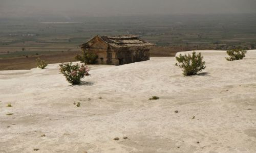 TURCJA / płd-zachTurcja / Hierapolis / Hierapolis
