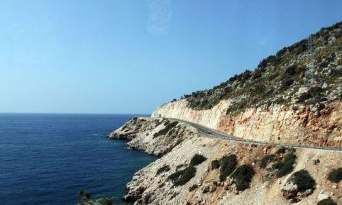 Zdjecie TURCJA / południowo-zachodniej Turcji / wybrzeży Morza Śródziemnego i Morza Egejskiego  / Riwiera Turecka