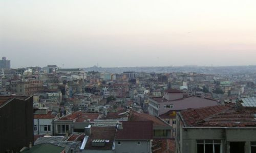 TURCJA / - / Istambuł / Istambuł - miasto w dzień