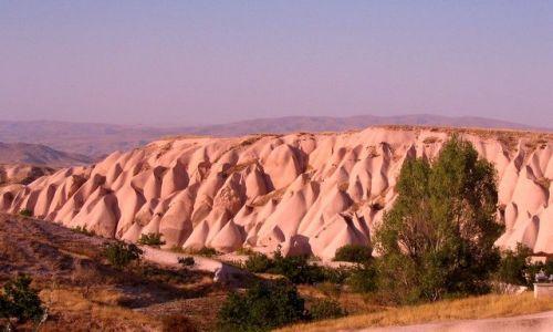 Zdjęcie TURCJA / Anatolia Turecka / Kapadocja / niezwykłe formy skalne