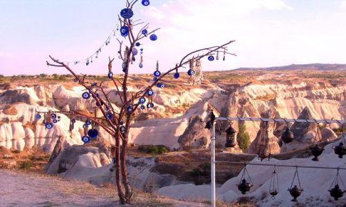 Zdjęcie TURCJA / Anatolia Turecka / Kapadocja / talizmany