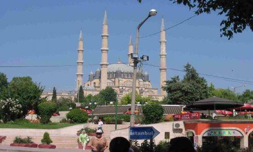 Zdjecie TURCJA / Tracja / Edirne / Meczet Selima