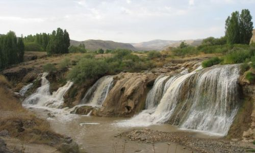 Zdjecie TURCJA / południowo-wschodnia Turcja / wodospady / KONKURS