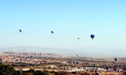 Zdjęcie TURCJA / Kapadocja / brak / baloniki bez drucików
