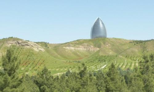 Zdjecie TURKMENISTAN / Ashgabat / Nusay / Hotel