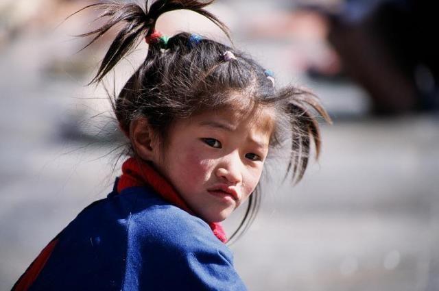 Zdjęcia: Lhasa, Tybet, Pipi 1, TYBET