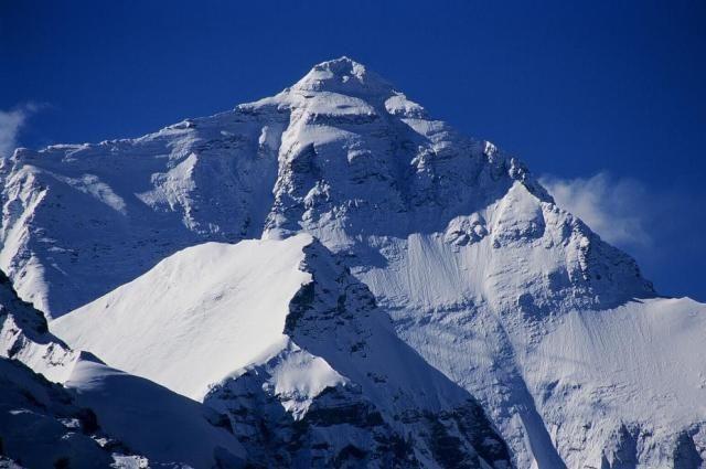 Zdj�cia: Na p�lnoc od masywu Mount Everestu, Mount Everest, TYBET