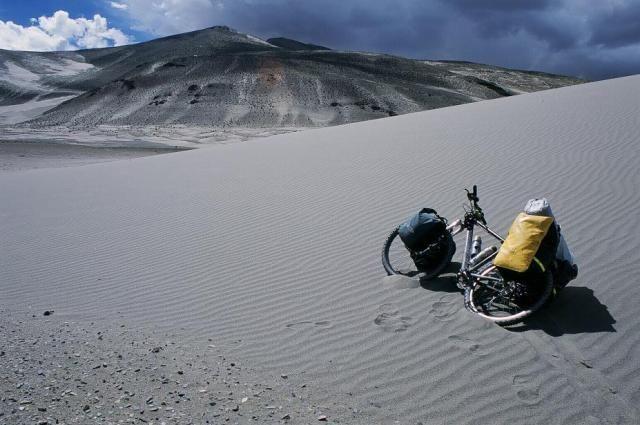 Zdjęcia: Na wschód od rzeki Bum Chu, Tybet , Tam, gdzie kończy się droga, TYBET
