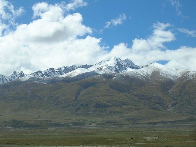 Zdjęcia: północno - wschodni Tybet, Tybet 10, TYBET