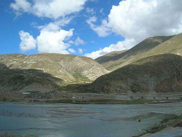 Zdjęcia: północno - wschodni Tybet, Tybet 12, TYBET