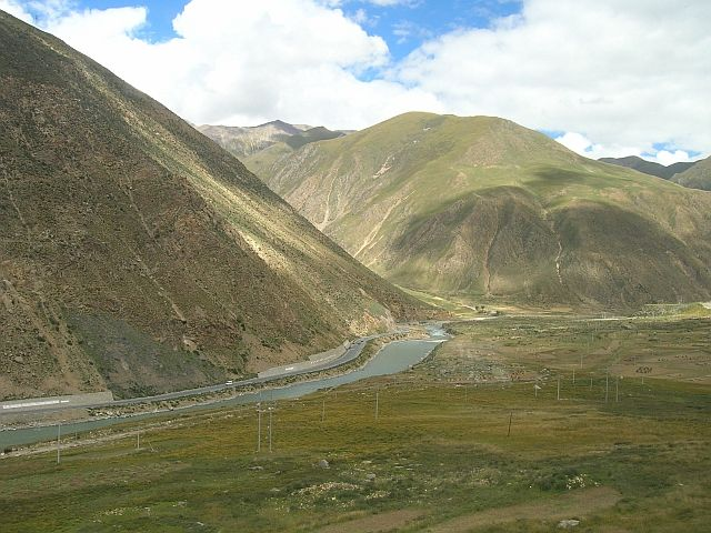 Zdj�cia: p�nocno - wschodni Tybet, TYbet 13, TYBET