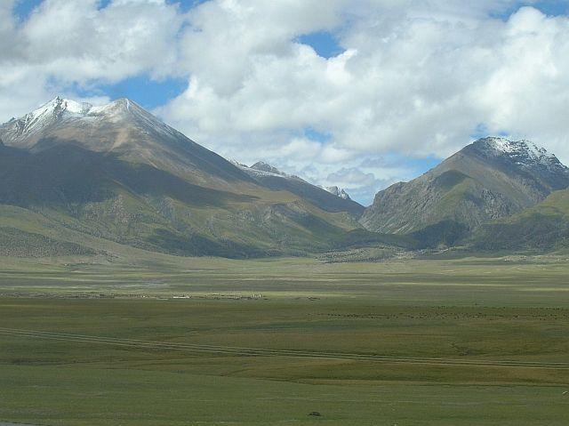 Zdjęcia: północno - wschodni Tybet, TYbet 14, TYBET