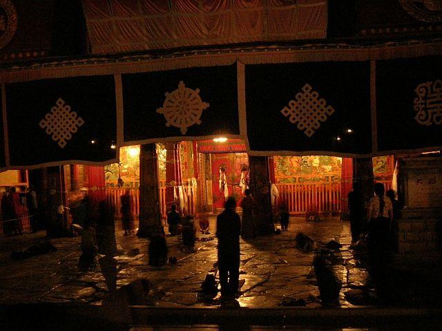 Zdjęcia: Lhasa, Świątynia Jokhang 5, TYBET