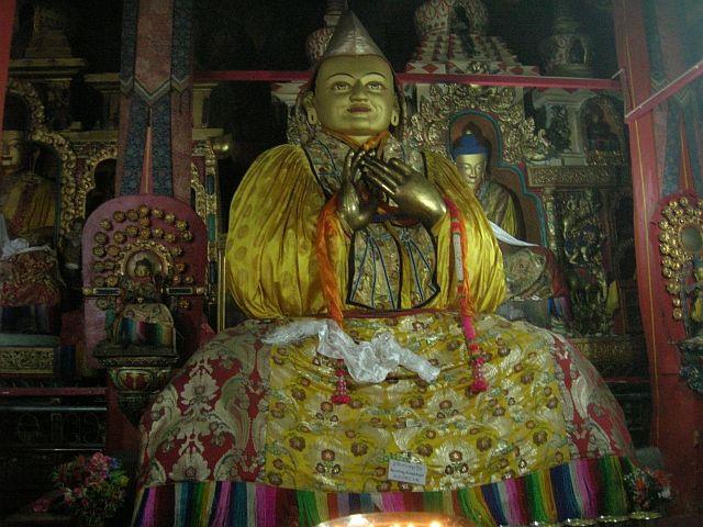 Zdjęcia: Okolice Lhasy, Klasztor Drepung 2, TYBET