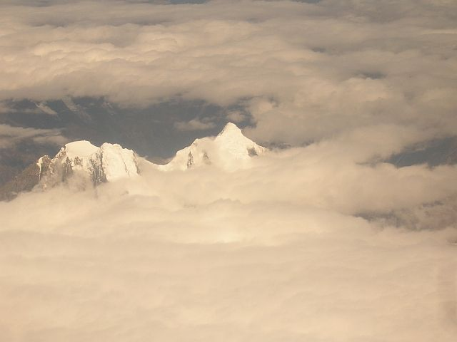 Zdjęcia: Tybet południowo - wschodni, Tybet z lotu ptaka 1, TYBET