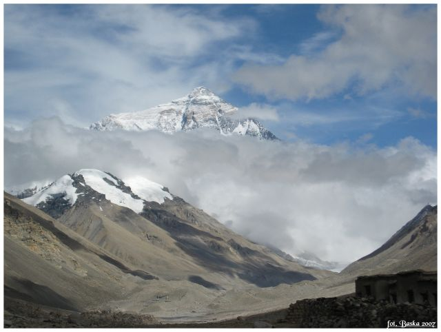 Zdjęcia: Everest Base Camp, Himalaje, Góra gór, TYBET
