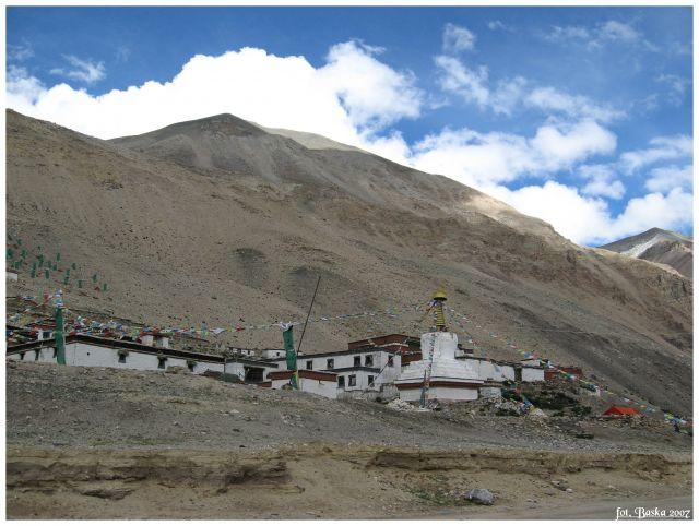 Zdjęcia: Everest Base Camp, Himalaje, Klasztor Rongbuk, TYBET