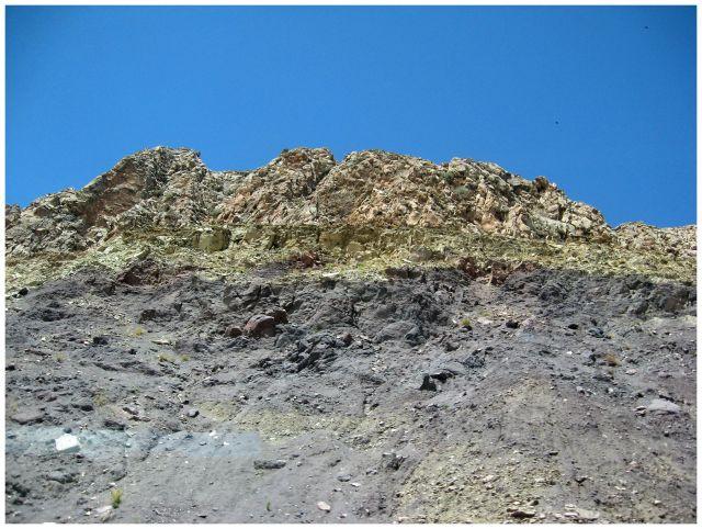Zdj�cia: jw, Himalaje, Kolorowe ska�y, TYBET