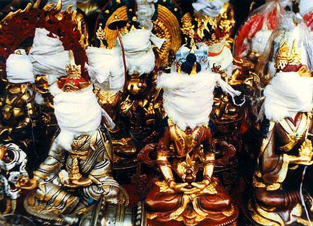 Zdjęcia: Lhasa, Nie patrz bogom w oczy, TYBET