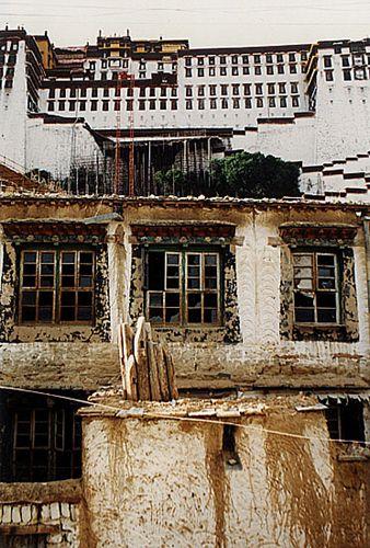 Zdjęcia: Lhasa, pałac Potala, TYBET