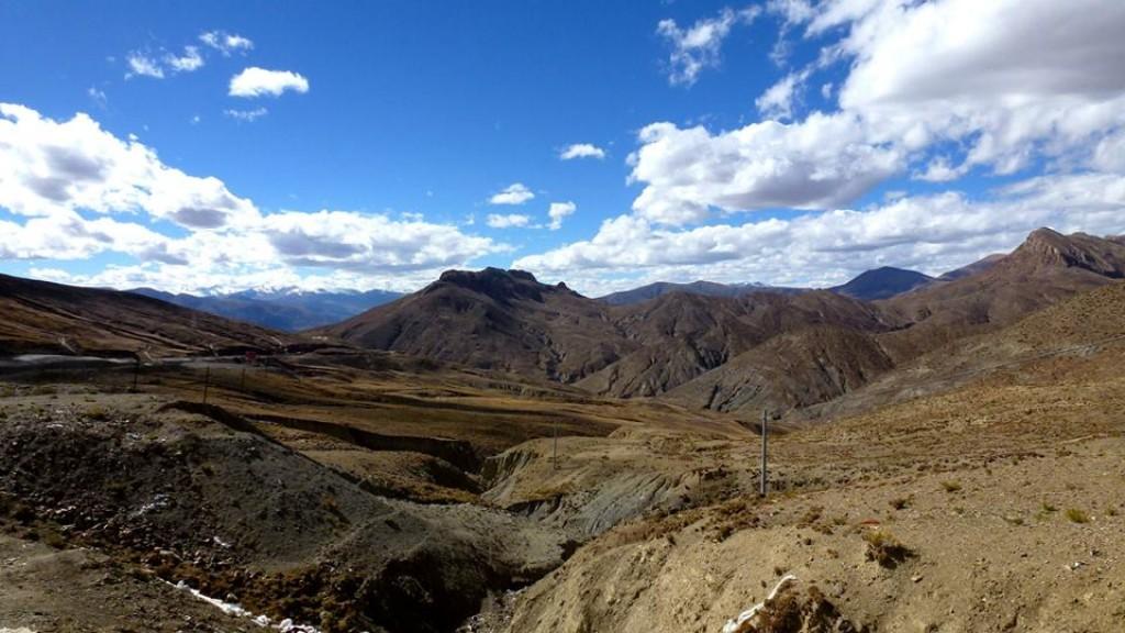 Zdjęcia: w drodze do Nepalu, NN, Tybet, TYBET