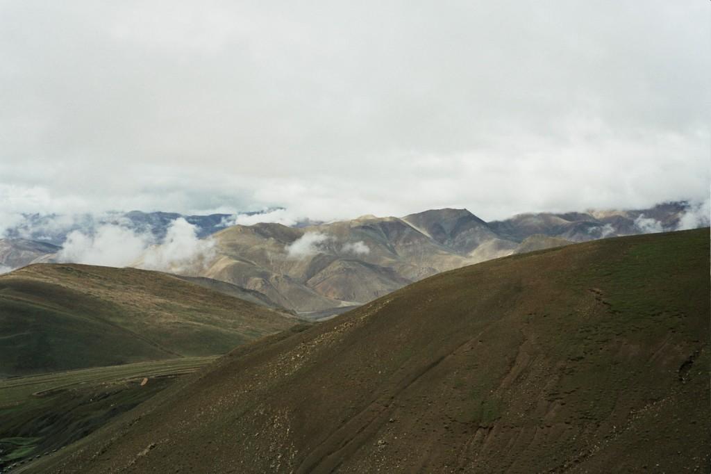 Zdjęcia: Everest Camp, pod Everestem, Tybet - blisko nieba, TYBET