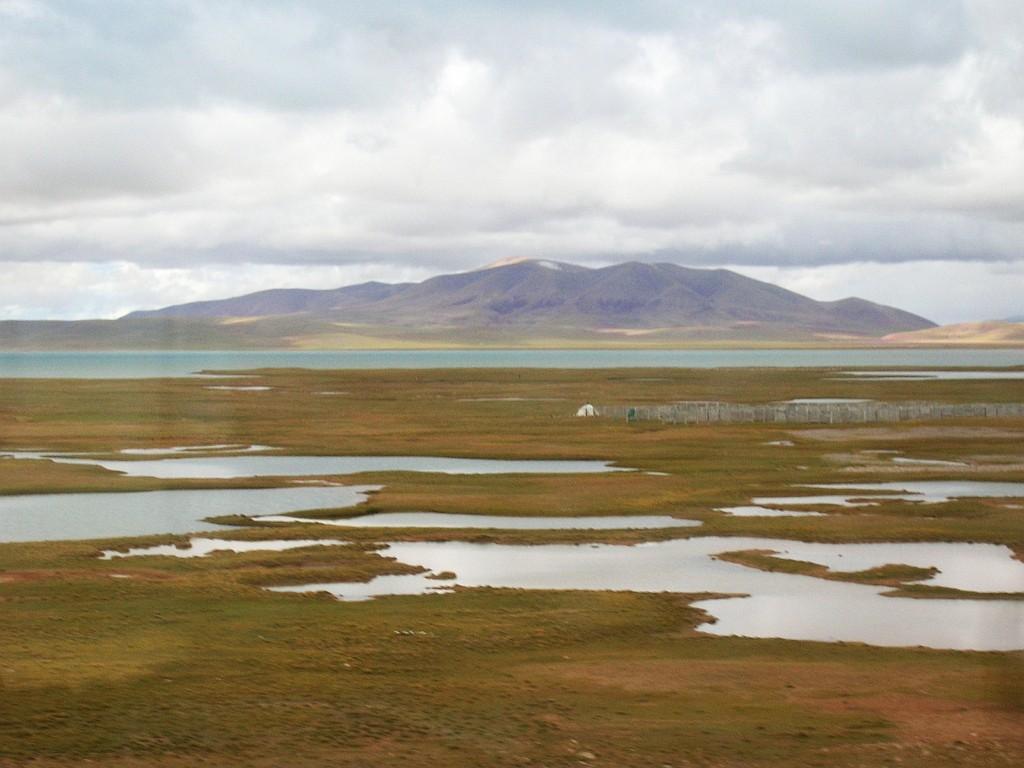 Zdjęcia: trasa kolejowa Golmud - Lhasa, Tybet północno - wschodni, Tybet 16, TYBET