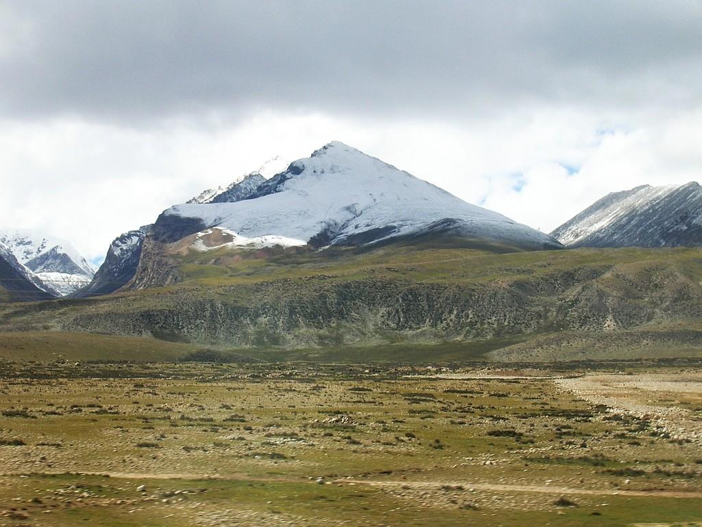 Zdjęcia: trasa kolejowa Golmud - Lhasa, Tybet północno - wschodni, Tybet 19, TYBET