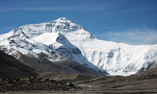 Zdjecie TYBET / Tybet / od strony tybetańskiej... / Konkurs - jak marzenia to na miarę Mt Everest :)