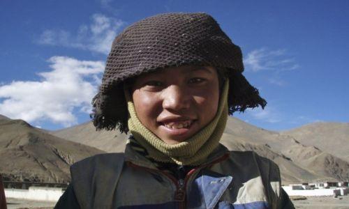Zdjęcie TYBET / tingri / tingri / tybetanka