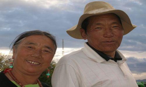 Zdjęcie TYBET / brak / Lhasa / Pielgrzymi 1