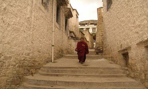 Zdjęcie TYBET / brak / Okolice Lhasy / Klasztor Drepung 4