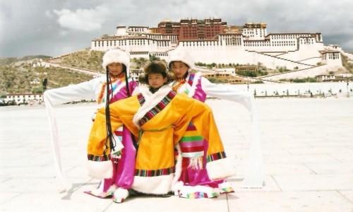 Zdjęcie TYBET / Tybetański Region Autonomiczny / Lhasa / Dobre