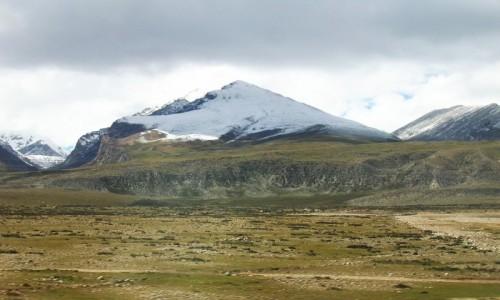 Zdjecie TYBET / Tybet północno - wschodni / trasa kolejowa Golmud - Lhasa / Tybet 19
