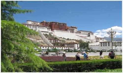 Zdjecie TYBET / Tybet / Lhasa / Potala