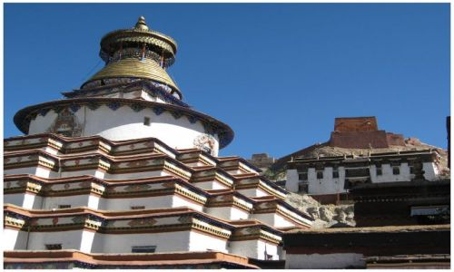 Zdjęcie TYBET / Tybet południowy / Gyantse / Palkhor
