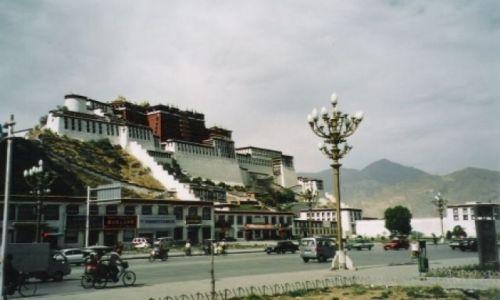 Zdjecie TYBET / brak / Lhasa / Pałac Dalejlamy